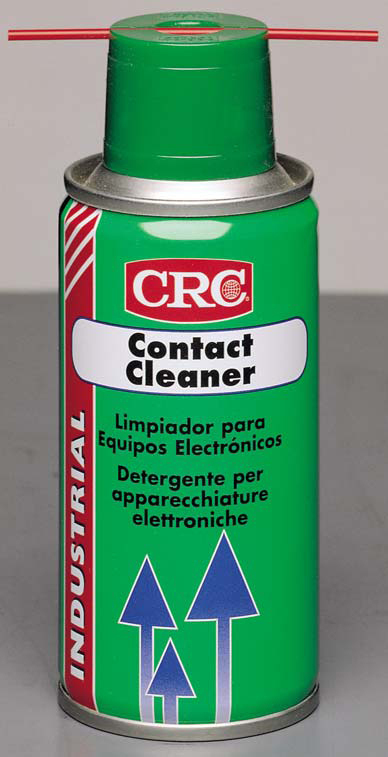 CRC Contact Cleaner Spray