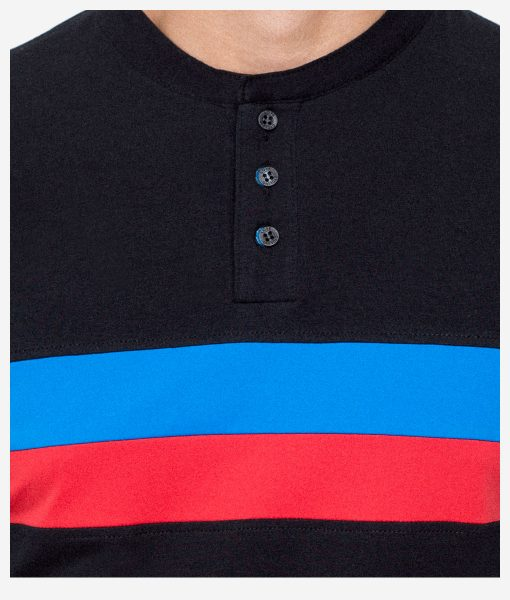casual-cycling-clothing-button-black-tee-front-detail-510x600